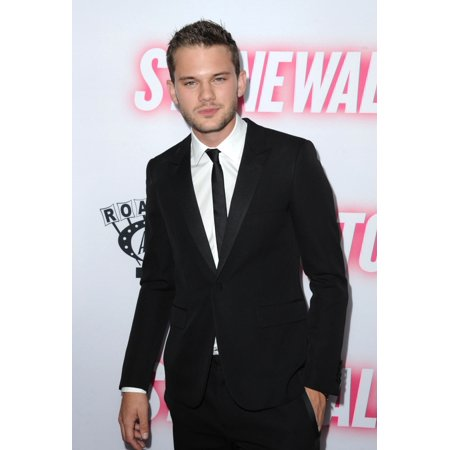 Jeremy Irvine At Arrivals For Stonewall Premiere Pacific Design Center Los Angeles Ca September 23 2015 Photo By Dee CerconeEverett Collection Celebrity