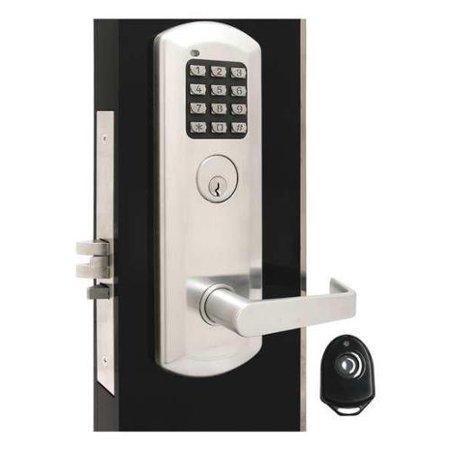 Townsteel Xme 9020 Ic G 613 Classroom Lock  Bronze  Gala Lever