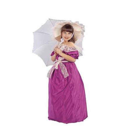 Child Purple Southern Belle Costume RG Costumes - Southern Belle Kids Costume