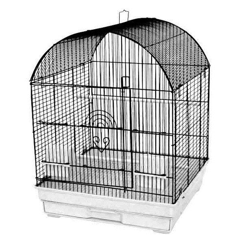 A and E Cage Co. Round Top Bird Cage