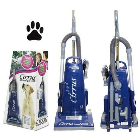 Cirrus Upright Vacuum - Cirrus Performance Pet Edition Upright Vacuum Cleaner Model CR99