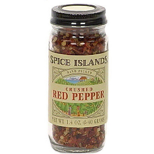 Spice Islands Crushed Red Pepper, 1.4 oz (Pack of 3)
