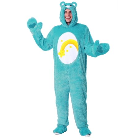 Care Bears Adult Wish Bear Costume - Costume Care