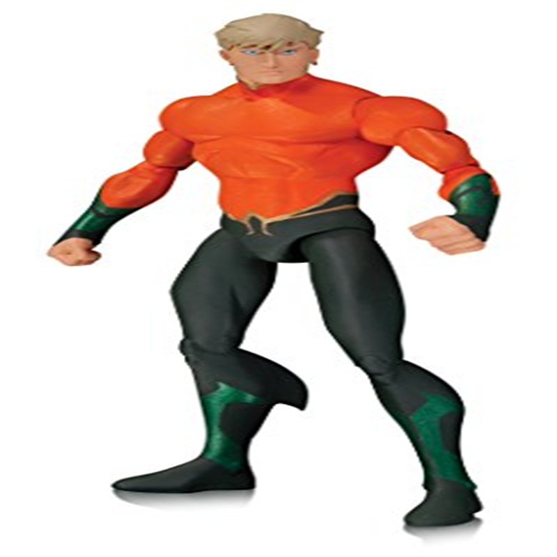 DC Collectibles DC Universe Animated Movies - Justice League: Throne of Atlantis: Aquaman Action Figure