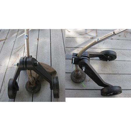 Universal String Line Trimmer Wheels 4 Gas Amp Electric