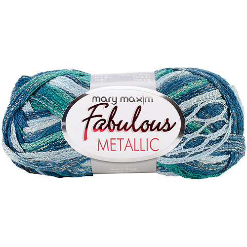 Fabulous Metallic Yarn