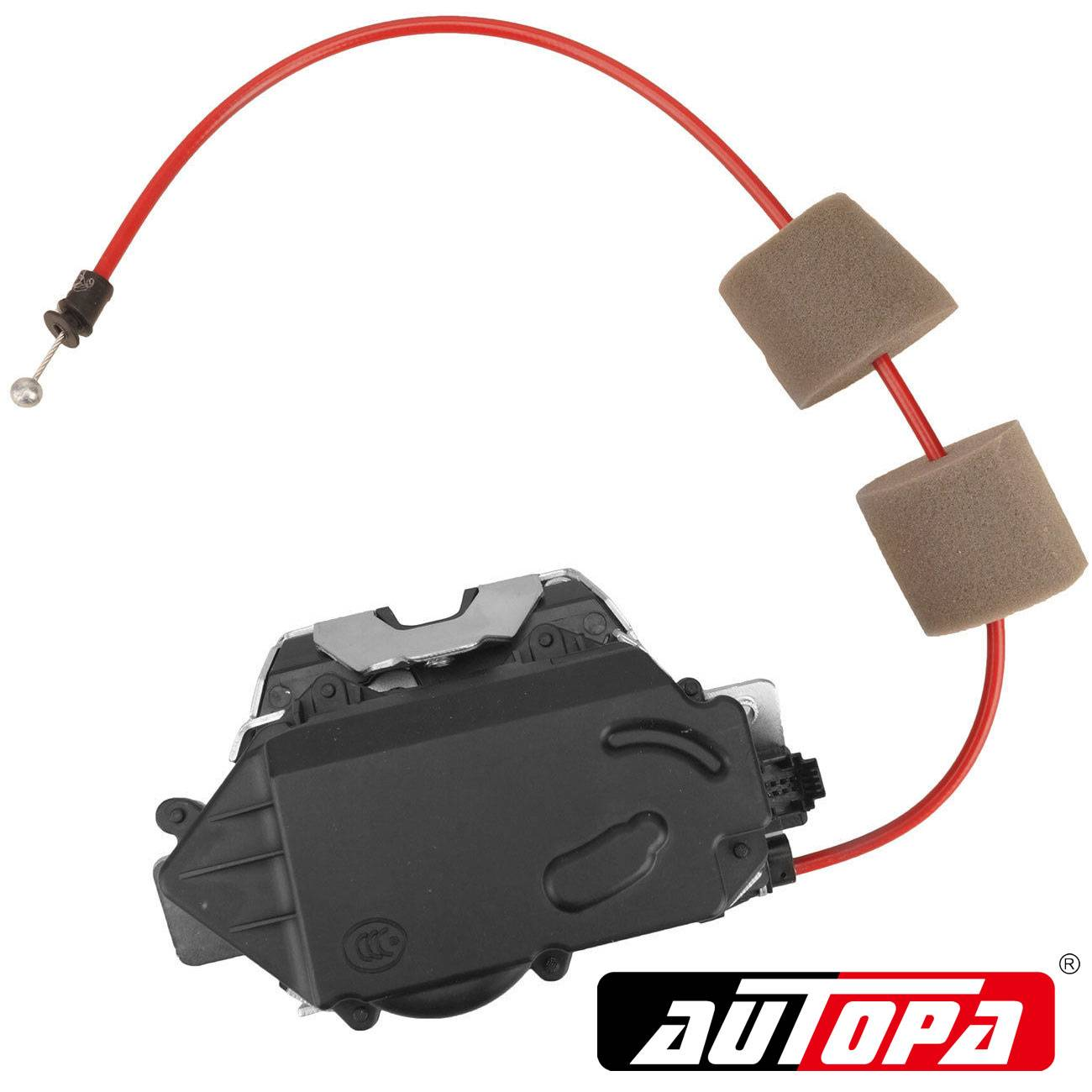 AUTOPA 1647400735 Rear Tailgate Trunk Lift Door Hatch Lock Actuator for Mercedes W164 X164 V251 GL320 GL450 R350 ML500