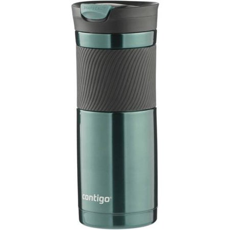 Contigo Snap Seal 20 oz Travel Mug, Greyed Jade