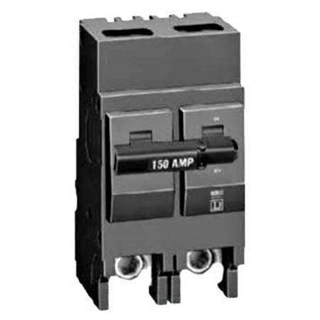 Square D QOB230VH 2 Pole 30 AMP 120/240V 22KA Miniature Circuit