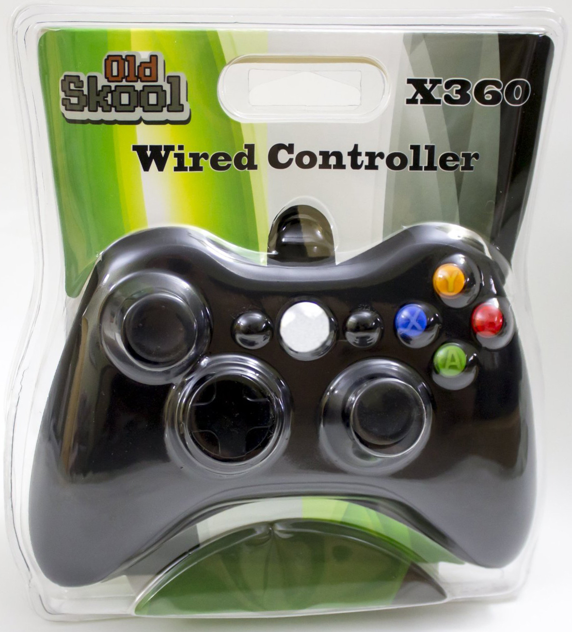 Wired USB Controller for PC & Xbox 360 - Black - Walmart.com