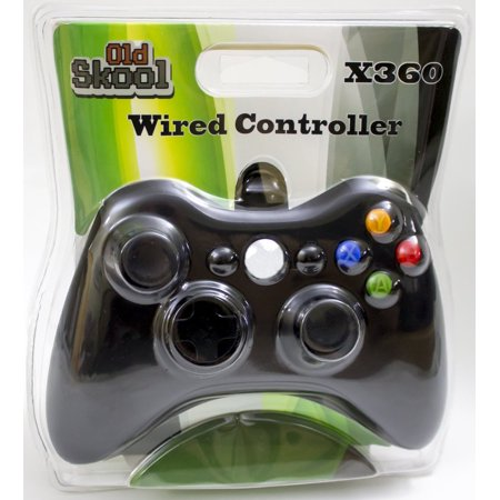 Wired USB Controller for PC & Xbox 360 - - Pc Xbox 360 Controller