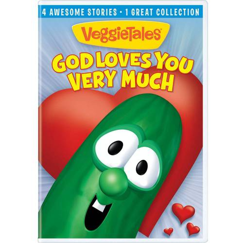 Veggie Tales: God Loves You Very Much