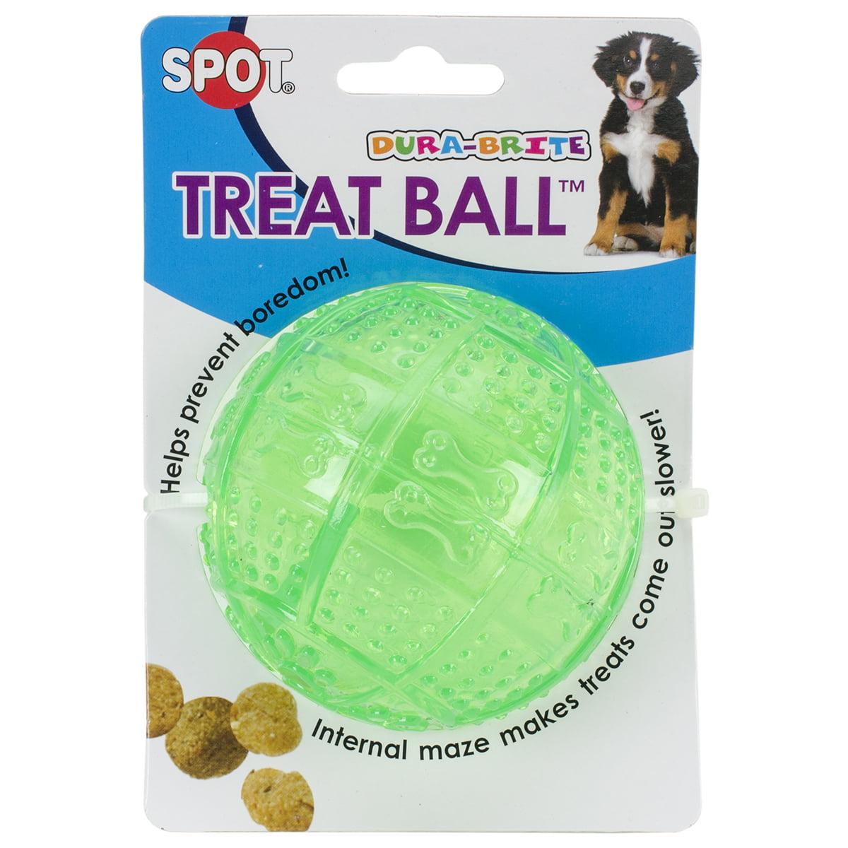 Dura-Brite Treat Ball-Green, Purple Or Blue