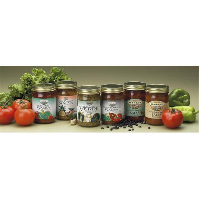 Reid Foods 82045 Medium Salsa - 12 Ounces - Case Of 12