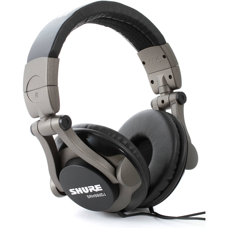 Shure SRH550 DJ Headphones by Shure