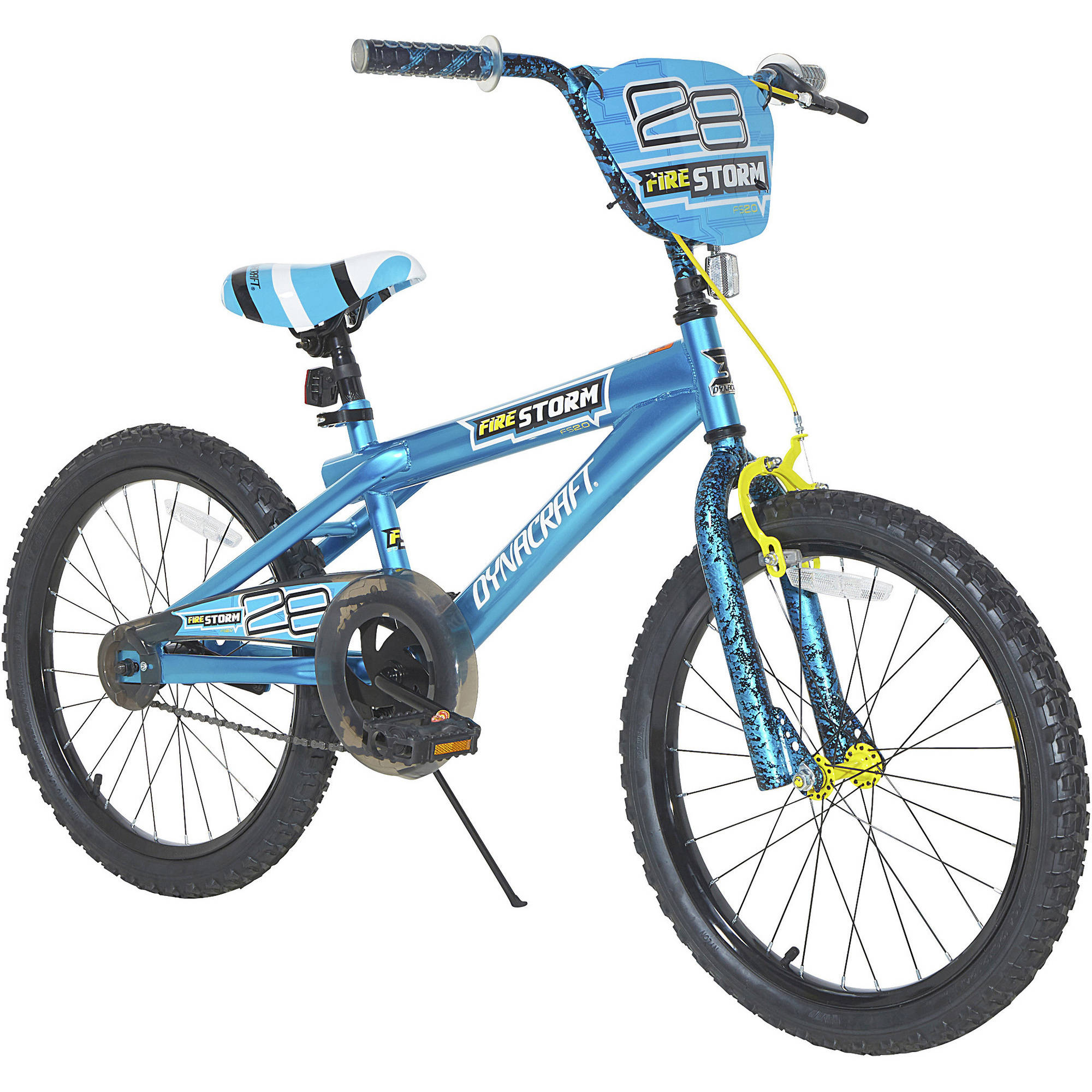 "Dynacraft 20"" Boys' Firestorm Bike"