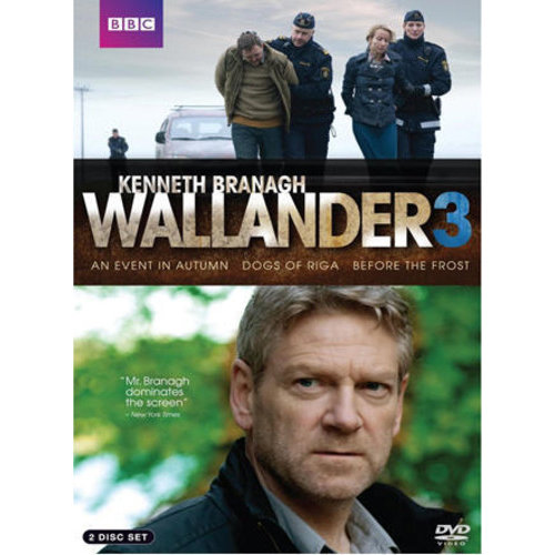Wallander 3: An Event In Autumn / The Dogs Of Riga / Before The Frost (Full Frame)