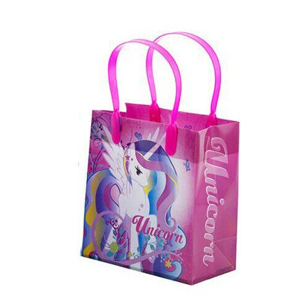 1pc Magical Unicorn Party Favor Goody Loot Gifts Candy Bags Assorted