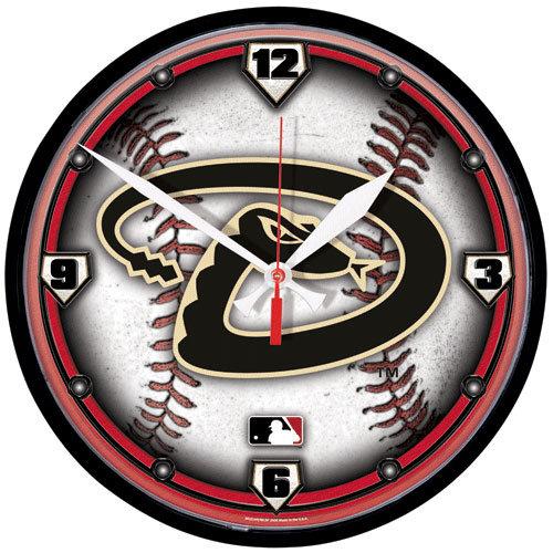 MLB - Arizona Diamondbacks Round Clock