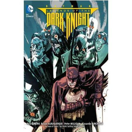 Batman: Legends of the Dark Knight 3 by