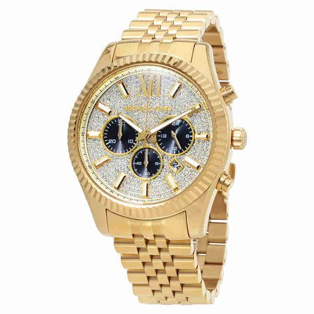 Michael Kors Lexington Chronograph Mens Watch MK8494