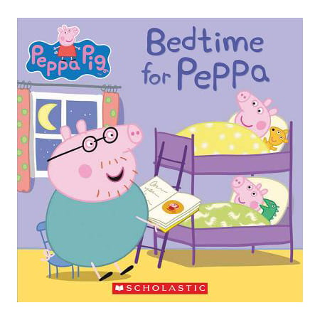 Bedtime for Peppa (Peppa Pig) (Paperback) - Peppa Pig Halloween Decorations