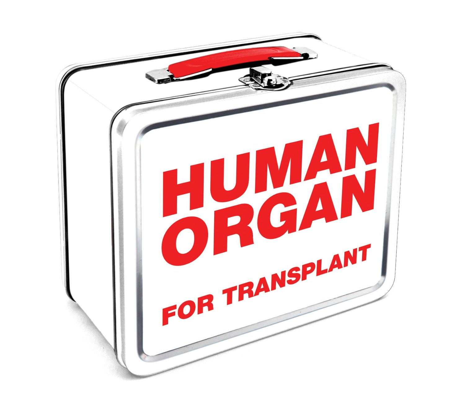 Human Organ Donor Tin Lunch Box  sc 1 st  Walmart : metal lunch box walmart - Aboutintivar.Com