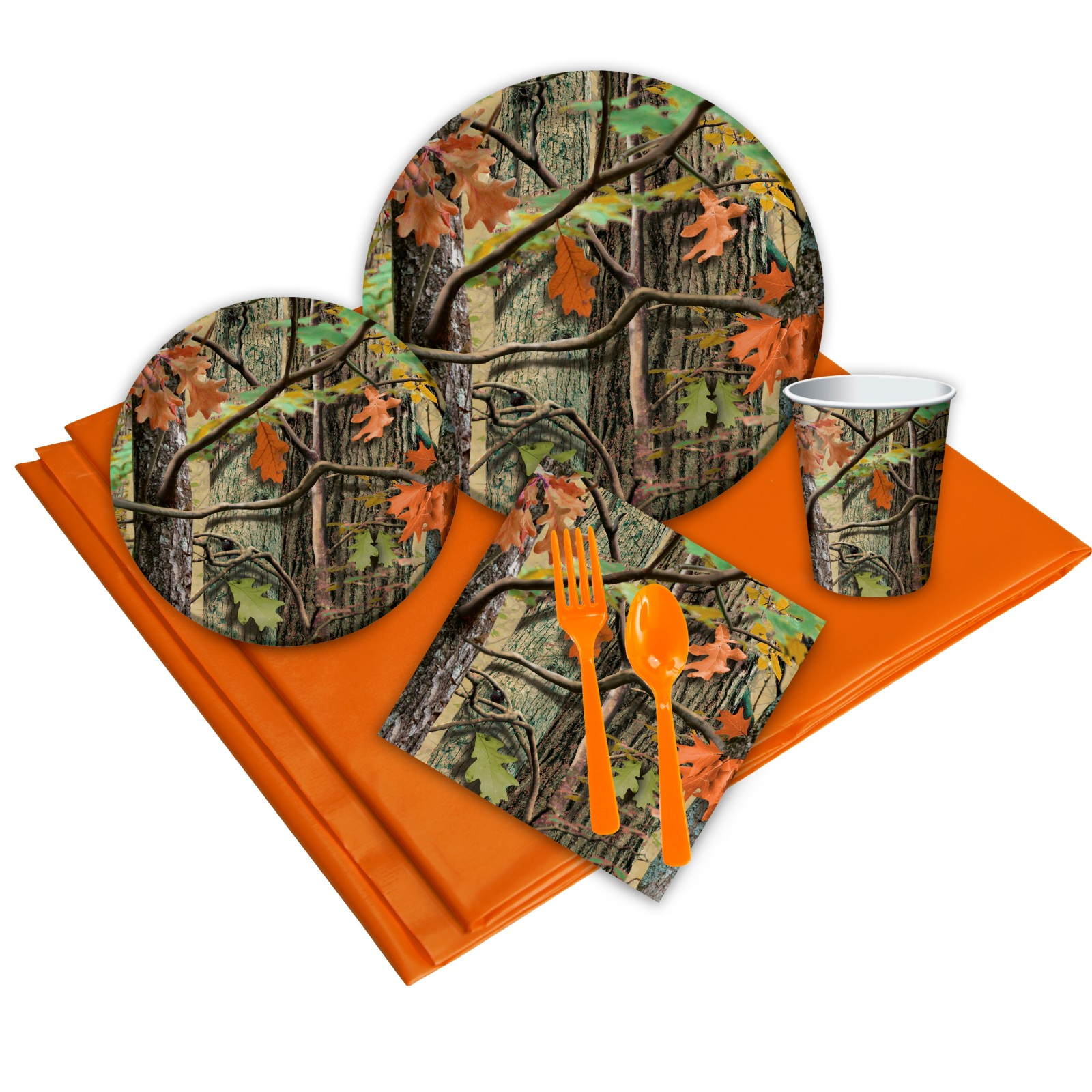 Hunting Camo Party Pack