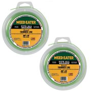 """Weed Eater Trimmer Replacement .080"""" x 80' Bulk Round Trimmer Line # 952701534"""
