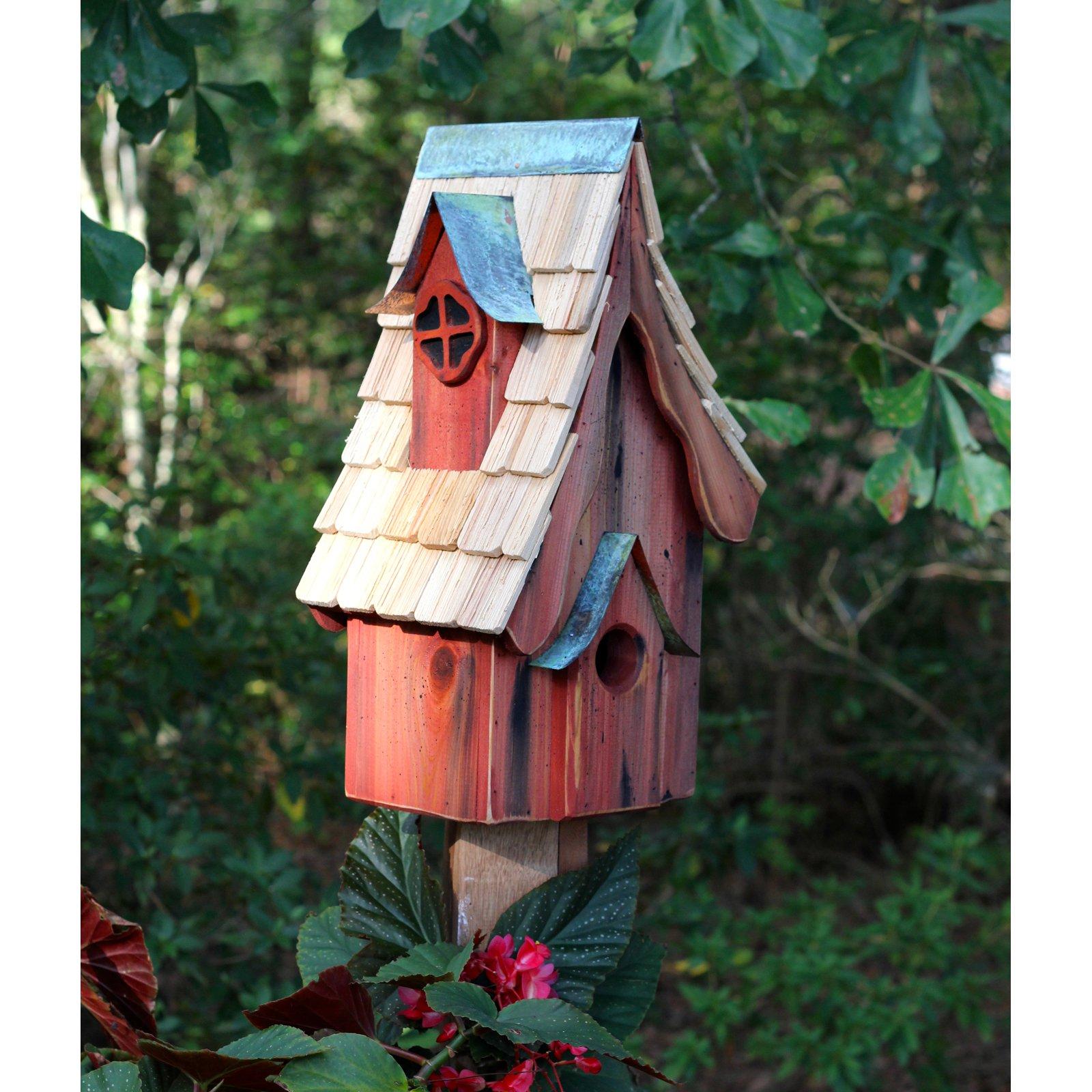 Heartwood Boyds Bungalow Bird House
