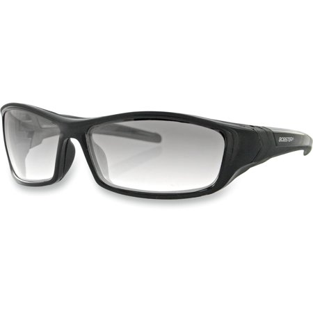 Bobster Eyewear Hooligan Photochromic Sunglasses (Black) ()