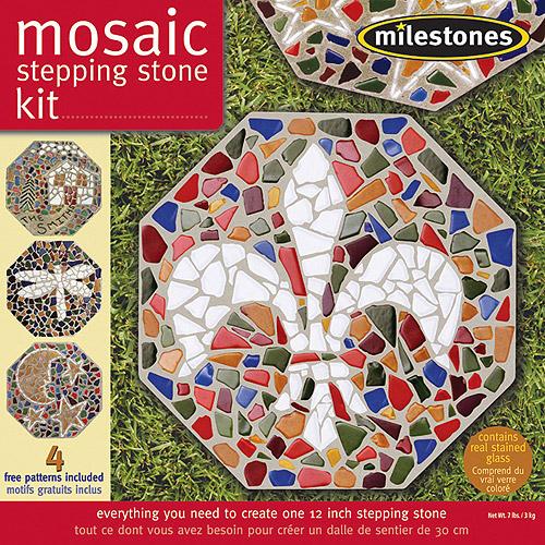 Milestones Mosaic Stepping-Stone Kit
