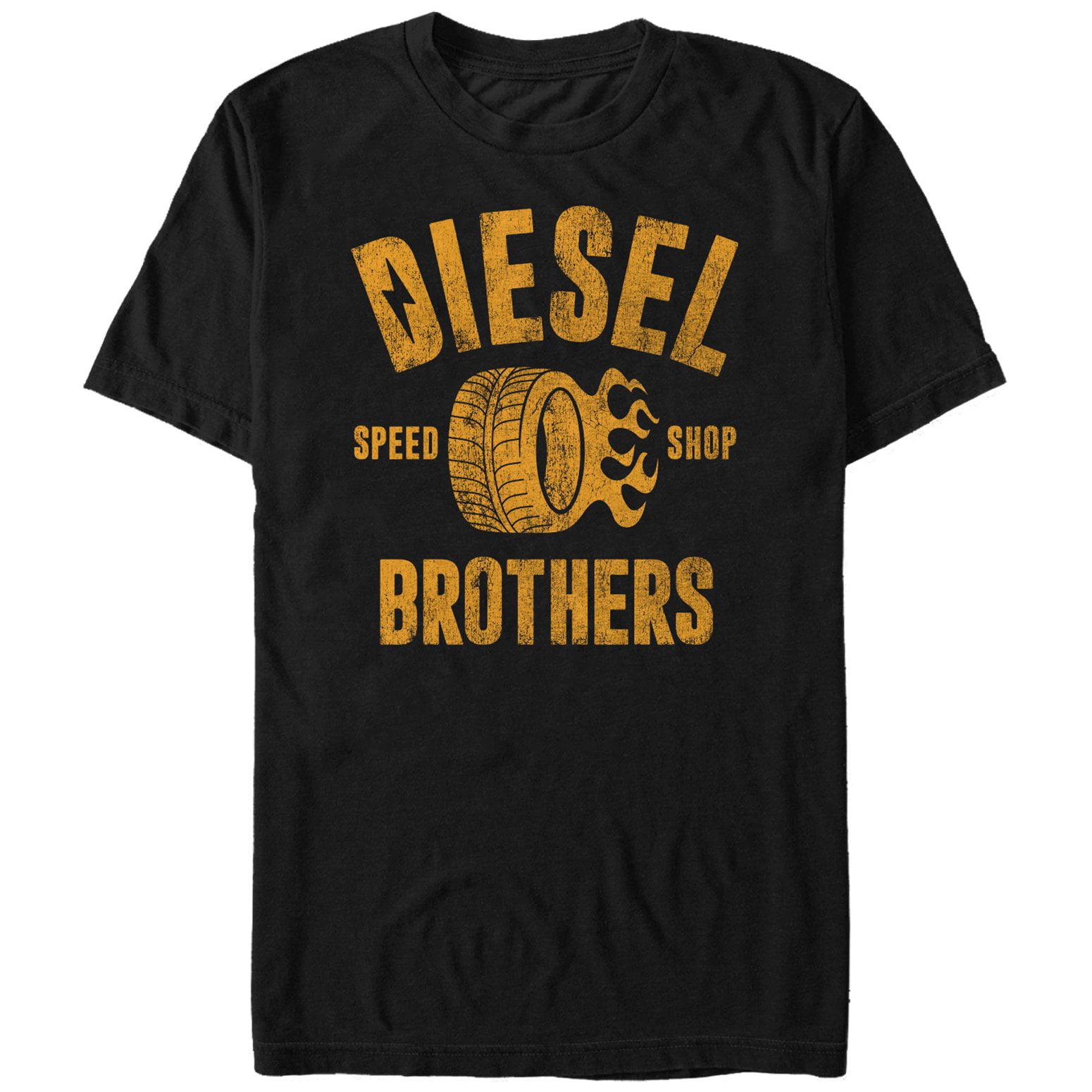 diesel brothers men 39 s diesel brothers speed shop t shirt. Black Bedroom Furniture Sets. Home Design Ideas