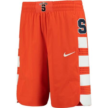 Nike Orange Basketball Shorts (Syracuse Orange Nike Authentic On-Court Performance Basketball Shorts - Orange)