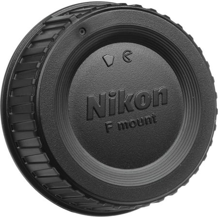 Nikon LF-4 Rear Lens Cap with Cleaning Kit