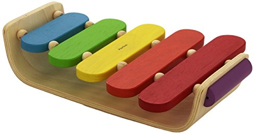 Plan Toy Oval Xylophone by Plan Toys