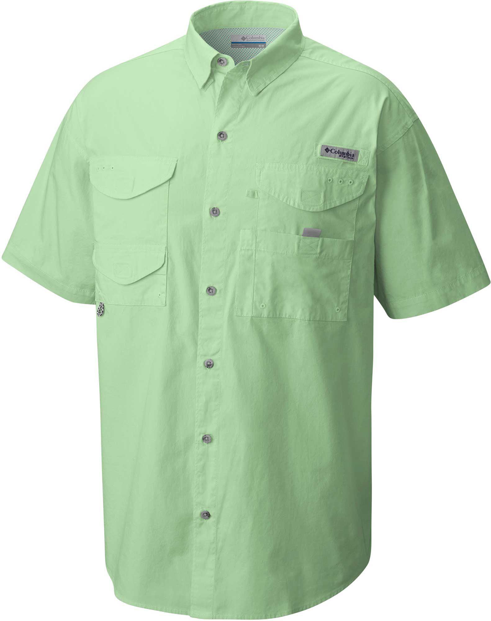 Columbia Mens Bonehead Short Sleeve Shirt