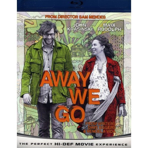 Away We Go (Blu-ray) (Widescreen)