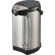 Zojirushi CV-DCC VE Hybrid Water Boiler & Warmer, Stainless Dark Brown, Made in Japan