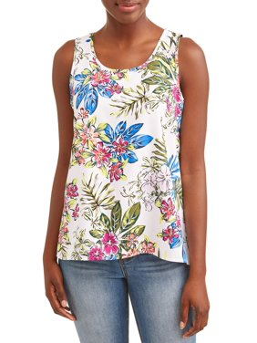 52097609b07c Product Image Women s Essential Woven Tank Top