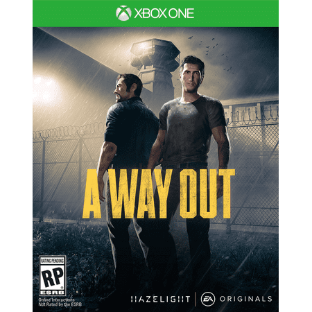 A Way Out, Electronic Arts, Xbox One, (Best New Xbox One Games Coming Out)