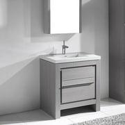 Madeli Vicenza 30'' Single Bathroom Vanity Set