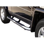 Steelcraft Automotive 233007 STC233007 07-14 FJ CRUISER 3IN SS NERF BAR