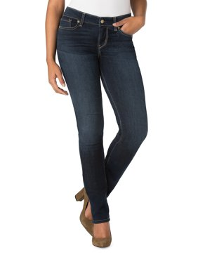 8c51df5fe4105 Womens Straight Jeans - Walmart.com