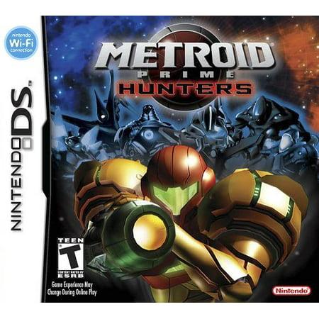 Metroid Prime Hunters (Refurbished) [video game]