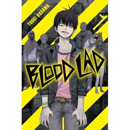 Blood Lad, Vol. 1 ()