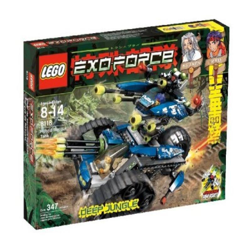 Exo Force Hybrid Rescue Tank Set LEGO 8118