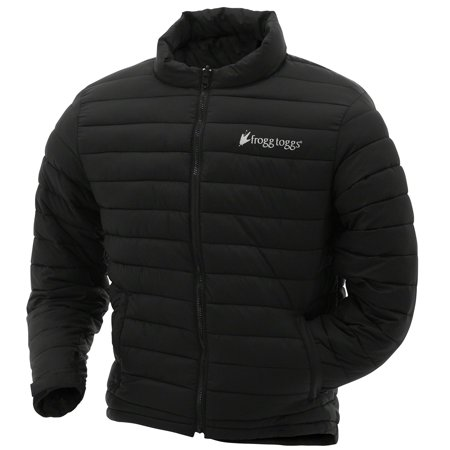 Frogg Toggs Co-Pilot Insulated Puff Jacket, Water-Resistant (Compatible w/ Frogg Toggs Pilot II Series Jackets) Print Puffy Jacket