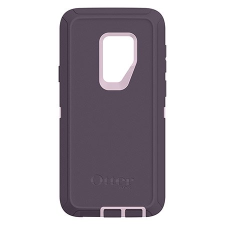 check out a53a6 0a5c7 OtterBox Defender Series Case for Galaxy S9 Plus, Purple Nebula
