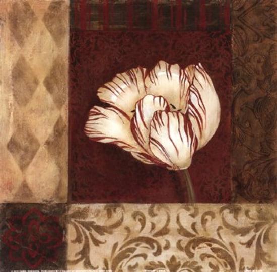 Windsor's Tulip II Poster Print by Carol Robinson (12 x 12)